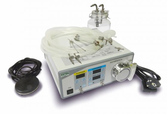 Аппарат для нагнетания (Артропомпа)