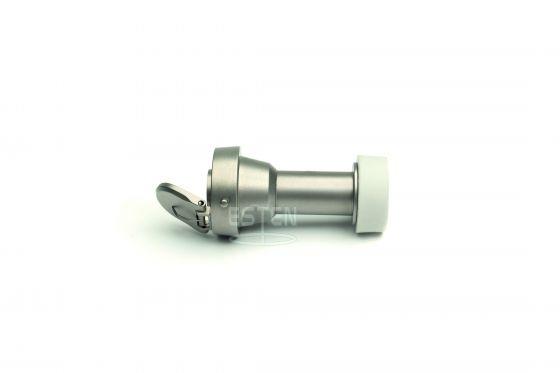Троакар универсальный с форточным клапаном 10 мм, краном газоподачи, и винтовой фиксацией