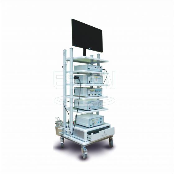 Комплект оборудования и инструментов для гистероскопии (гинекологии)