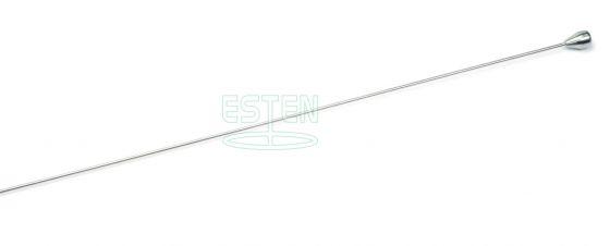 Щетка для чистки инструментов (жесткая, L=350 мм, d=7,0 мм, для канала 3,0-5,0 мм)