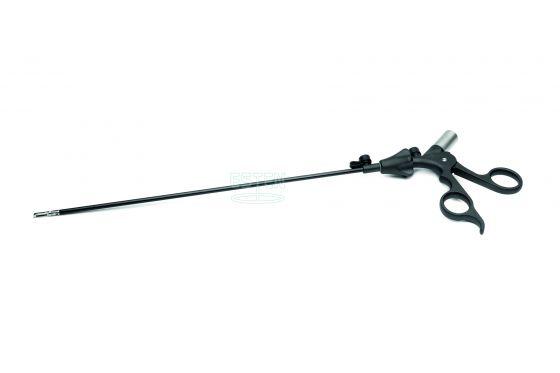Инструмент биполярный со сменными электродами (зажим биполярный в комплекте с электродом зажим окончатый)