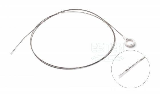 Щетка для очистки инструментального канала (односторонняя с шариком) (d=1,8мм, L=1000мм, диаметр рабочего канала 2,0 мм)