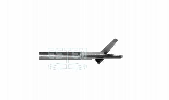Ножницы двухбраншевые (d=5 Ch, L=410мм, полужесткие)